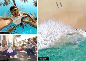 Fotocanaria-Sieger: Inselwerbung auf Instagramm.