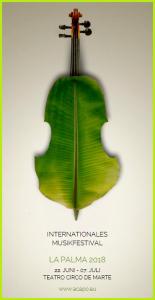 Banananblatt-Geige: