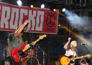 Saperocko: Bühne frei für Nachwuchstalente.