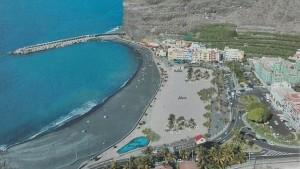 Diesen Plan für das Areal entlang des Strandes legte Tazacorte schon 2016 vor: Jetzt kommt Bewegung in die Sache.