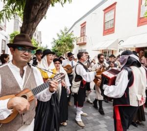 Los Llanos: Die Fiestas zu Ehren der Schutzpatronin laufen.