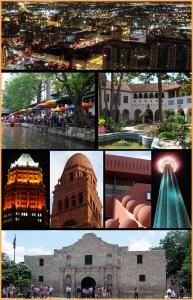 San Antonio in Texas: viele kanarische Einflüsse. Foto: Wikipedia