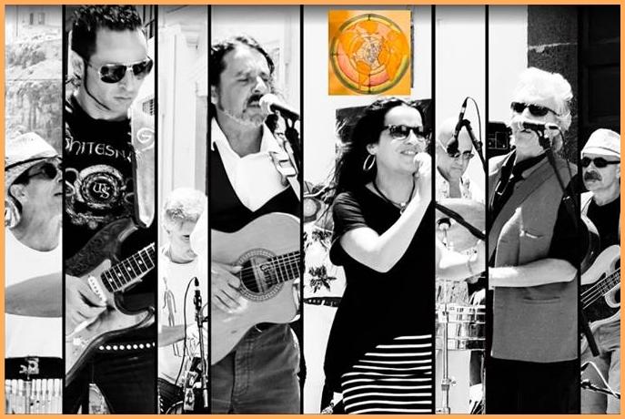 Vrandán: World-Music in Tijarafe.