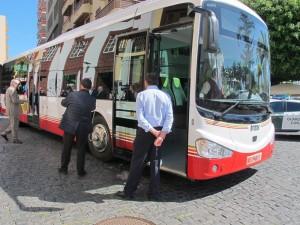 Busfahren auf La Palma: Kanarenregierung gibt 1,5 Millionen Euro für den Residenten-Bonus.