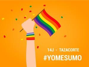 Erster Stolzmarsch in der Geschichte von La Palma: Das LGTBI*-Kollektiv der Insel setzt bunte Punkte in Tazacorte.