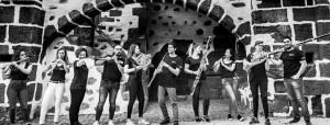 JOCAN: junge SinfonikerInnen spielen im Teatro Circo de Marte.