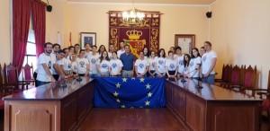 San Andrés y Sauces: bringt junge Menschen aus Europa zusammen und eröffnet neue Horizonte. Foto: Gemeinde
