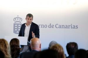 Fernando Clavijo Batlle: will bei der Wahl 2019 wieder antreten. Foto: GobCan