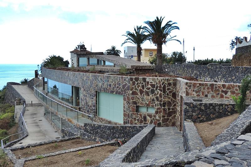 Öffentlicher Abend am Samstag: Das neue Besucherzentrum Tendal in San Andrés y Sauces. Foto: Cabildo