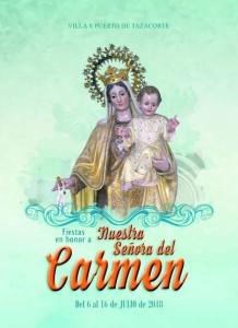 Tazacorte: Feiern zu Ehren der Heiligen Carmen.