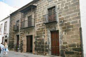 Die Casa Sotomayor in Santa Cruz: Hier soll ein weiteres Hotel im historischen Stil entstehen. Foto: Stadt