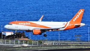 Die orangeroten Flieger steuern im kommenden Winter viermal pro Woche La Palma an: zweimal ab Berlin und zweimal ab Basel. Foto