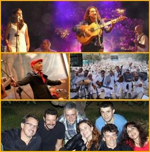 In El Paso geht´s rund: Vrándan, Kubafiesta und Rock & Blues-Festival in dieser Woche.