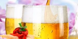 Fiesta de La Garimba in Santa Cruz: hausgebrautes Bier von La Palma!