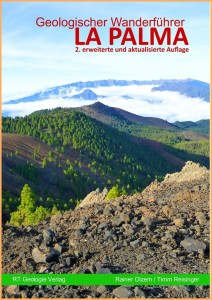 Neue und überarbeitete Exkursionen: Der Geologische Wanderführer La Palma ist jetzt noch informativer.