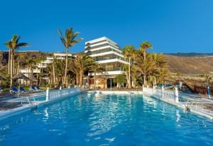 Hotel Sol in Puerto Naos: Die Meliá-Group verkauft es, aber der Betrieb geht unter der Meliá-Geschäftsführung weiter.