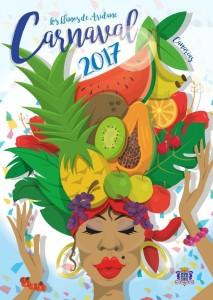 Karneval in Los Llanos: jedes Jahr ein anderes Motto, von den BürgerInnen gewählt.