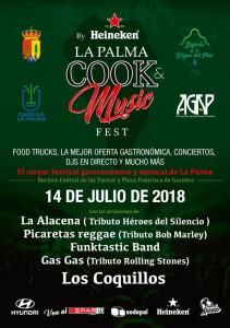 El Paso Fiesta del Pino: Brummis und Bands beim Cook & Music Fest.