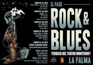 In El Paso geht was: Rock- und Bluesnächte bei der Pino-Fiesta.