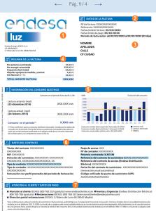 Stromrechnung der Endesa: Die Leistung potencia contratada kontrollieren!