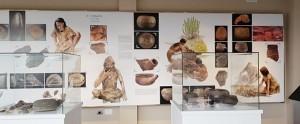 Vorab-Blick ins neue Tendal-Besucherzentrum: Artefakte der Ureinwohner aus dem Nordosten von La Palma. Foto: Anselmo Pestana