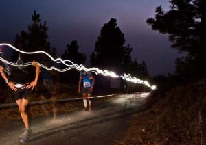 Full Moon Trail Garafía: Leuchtspur zum grünen Weg der Gemeinde. Foto: Christina Ferraz