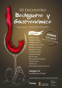 Barlovento: Gastro-Wein