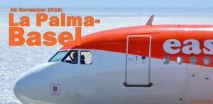 Buchbar: Flüge von Basel nach SPC mit EasyJet. Foto: Carlos Díaz