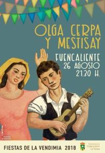 Fiesta de la Vendimia in Fuencaliente: Folklorenacht!