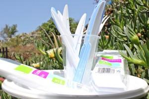 Aufruf an die Kanarenbevölkerung: Verzicht auf Einweg-Plastikgeschirr! Foto: La Palma 24