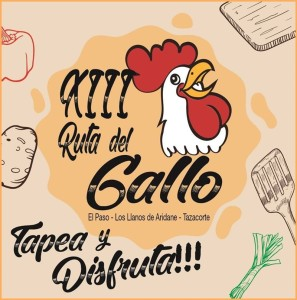 13 Jahre Tapa-Spaß im Sommer: Ruta del Gallo.