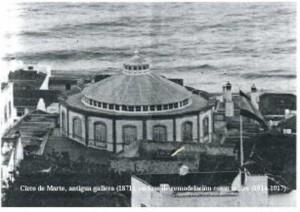 Das Teatro Circo de Marte: 2008 in Santa Cruz de La Palma erbaut. Foto: Palmeros en el Mundo