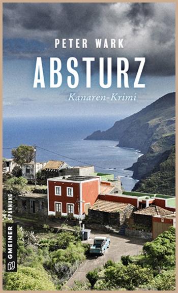 In Absturz erlebt Detektiv Ebel sein zweites Abenteuer: Tatort ist immer La Palma.