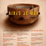 Aires del Mar: letztes Konzert.