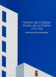 Für Leute mit Interesse an Geschichte: Das Buch übers Cabildo von La Palma.