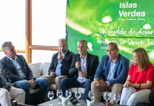 Die Grünen Inseln sind derzeit im Gespräch: Jetzt kommt ein Gipfel in Brena Alta. Foto: GobCan