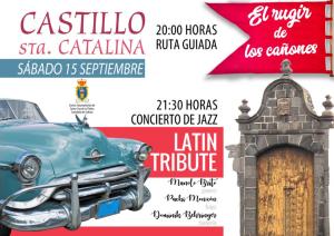 Führung und Jazz: im Castillo geht was.