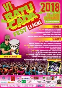Programm Batucada-Fest: aufs Bild klicken!