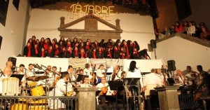 Tajadre: Folklore aus La Palma im Teatro Circo de Marte. Foto: Gruppe