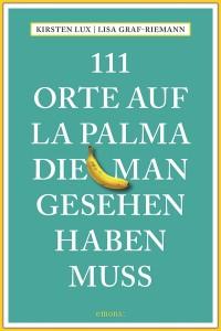 Der 111er von La Palma: das Buch gibt´s auch auf der Insel.