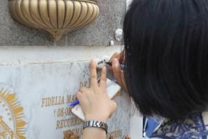 Ruta San Mao: Touristen aus Asien sollen auf die Spuren der Schriftstellerin und ihres palmerischen Mannes gelockt werden.