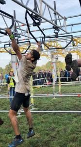 Juan José Rodríguez aus Tijarafe: Elfter bei der Hindernis-Trail-WM in London! Foto: Gemeinde