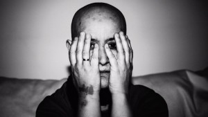Lucas Garra: fotografierte seine Frau beim Kampf gegen den Brustkrebs.