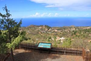 Puntagorda: schöne Aussichtspunkte.
