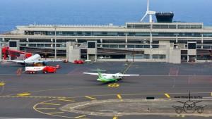 Flughafenzahlen vom September: SPC legt um 4,7 Prozent zu. Foto: Carlos Díaz