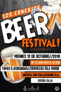 Los Cancajos: Hausgebraute Biere von La Palma.