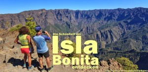 Wanderfestival La Palma: zum 10. Mal sind Naturfreunde gemeinsam unterwegs.