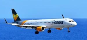 Condor: Der Ferienflieger ist auf der Seite der Bücherwürmer. Foto: Carlos Díaz