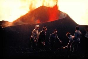 Vulkan Teneguía: brach am 26. Oktober 1971 aus und verhält sich seitdem ruhig. Foto: ACANVOL