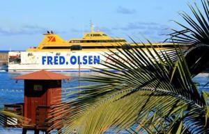 Gute Nachricht für Reisende aus La Palma: Die Fred Olsen-Fähre fährt nun doch wieder um 19 Uhr auf Teneriffa ab. Foto: Fernando Rodríguez